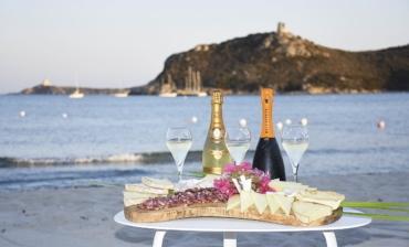Punto Bar sulla Spiaggia