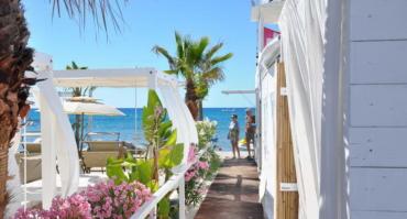 Servizi Spiaggia Delfino Club Villasimius